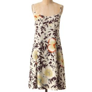 HD in Paris Fern & Flower Dress | Anthropologie